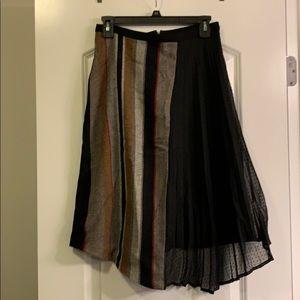 Eva Franco Asymmetrical Skirt